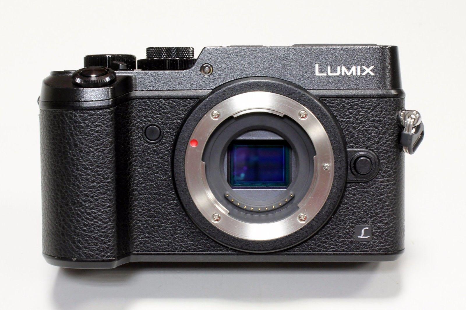Panasonic LUMIX DMC-GX8 sehr guter Zustand mit Garantie