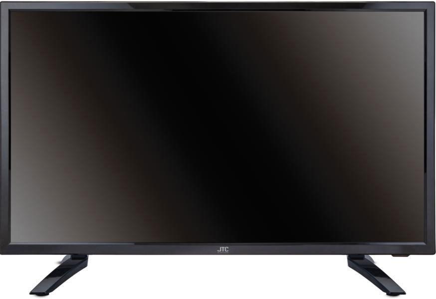 JTC K24TT Full-HD LED TV Fernseher, 61 cm (24 Zoll), DVB-T2,DVB-C, DVB-S2