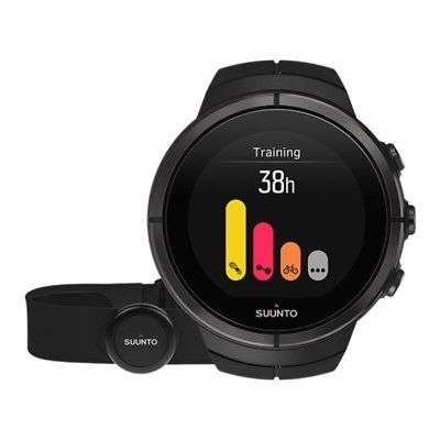 Suunto Spartan Ultra All Black Titanium HR Multisport GPS Uhr