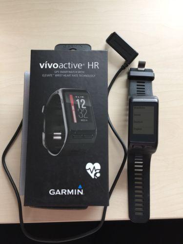 Garmin Vivoactive Hr inkl. Wechselarmband