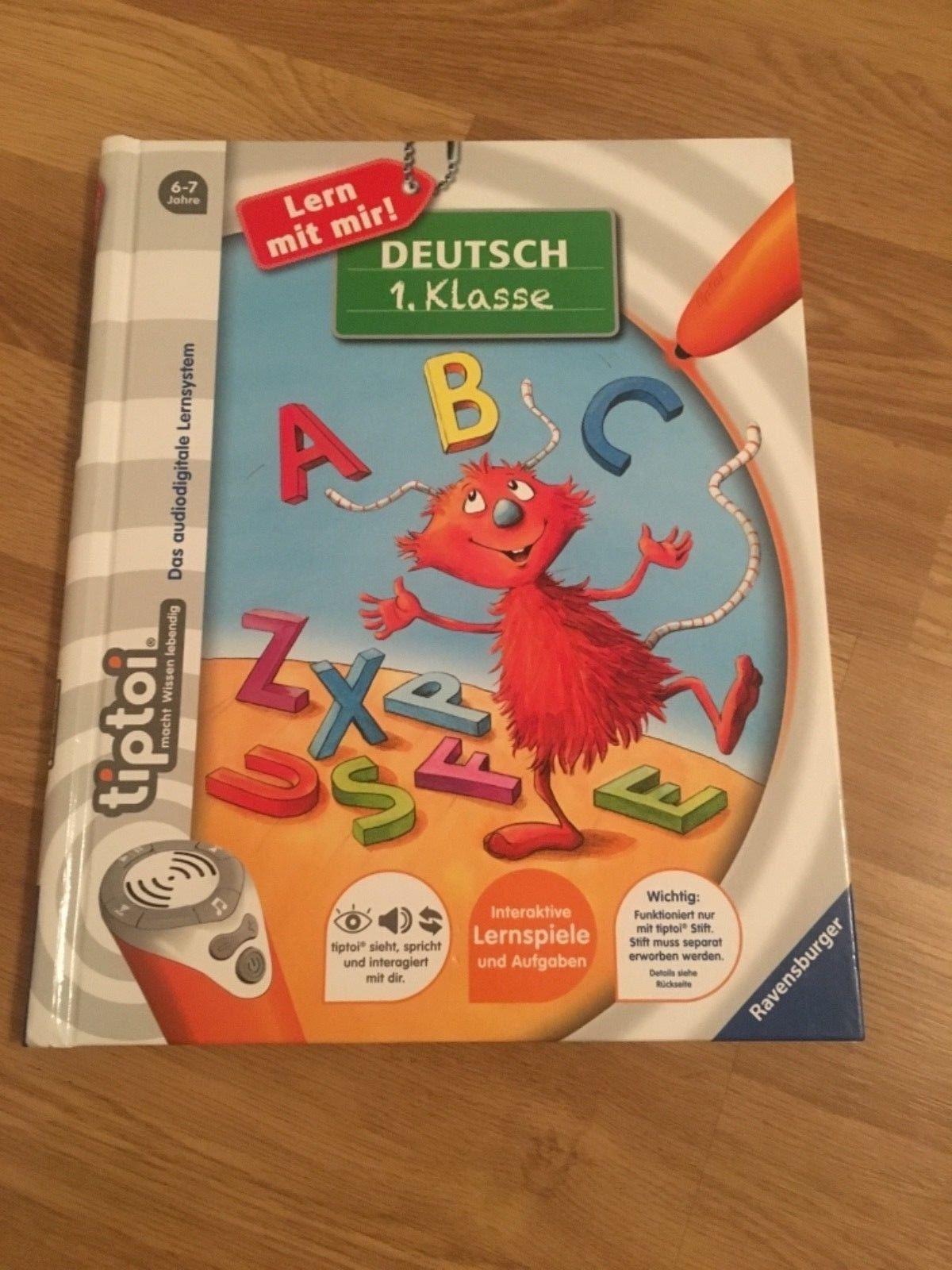 Tip Toi Buch DEUTSCH 1.Klasse TOP tiptoi