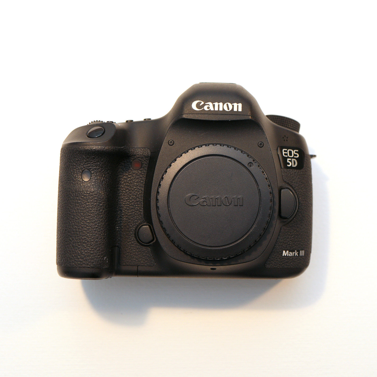 Canon EOS 5D Mark III (22,3 MP) SLR-Digitalkamera Gehäuse Body Schwarz
