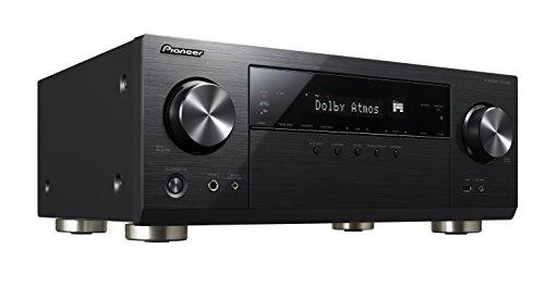 Pioneer VSX-932-B 7.2 Netzwerk AV-Receiver mit Dolby Atmos, Multiroom und integriertem WiFi & Bluettooh unkomplizierten Musik-Streaming schwarz