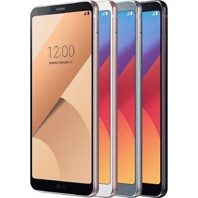 LG G6 H870 Android Smartphone Handy ohne Vertrag Quad-HD 32GB LTE/4G IP68 WOW!