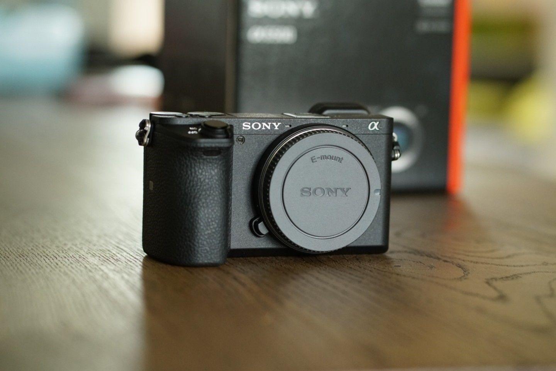 Sony Alpha ILCE-6500 24.2 MP Digitalkamera - Schwarz Sony a6500wie NEU
