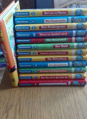 13x wieso,weshalb,warum Bücher von Junior