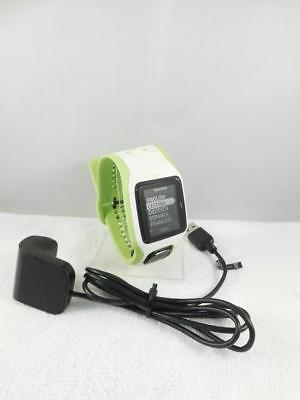 TomTom Runner Cardio GPS-Sportuhr grün/weiß Sportuhr GPS-Uhr Aktivitätentracker