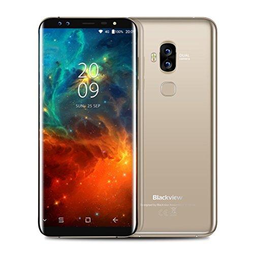 Handy Smartphone Ohne Vertrag Blackveiw S8 3G Android7.0 Neu Smartphone ,5.7