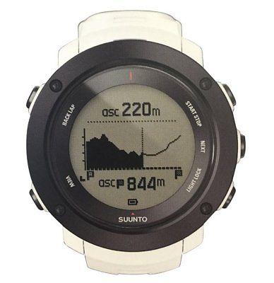 Suunto Ambit3 Vertical White HR Laufuhr Herzfrequenzuhr GPS Navigationsuhr