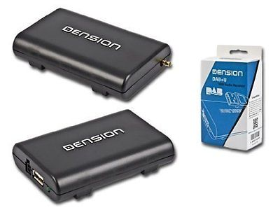 Dension DBU3GEN DAB+U Interface universal USB DAB-Radio Empfänger DAB+ Reveiver