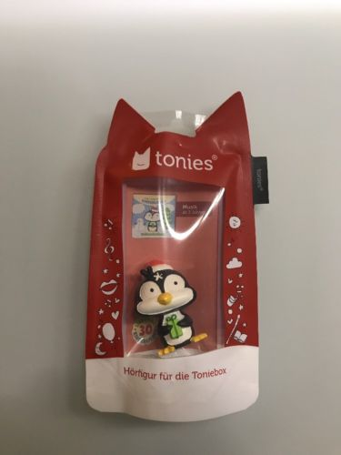 Tonie Weihnachtslieder Pinguin, Tonies, Toniebox