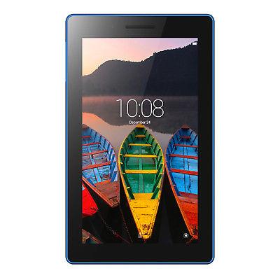 LENOVO Tab 3 7 Essential 16 GB   7 Zoll Tablet Schwarz