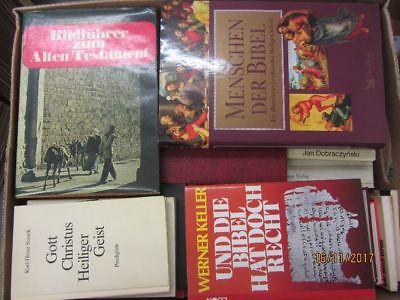 50 Bücher Theologie Religion Kirchengeschichte christliche Bücher