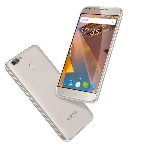 4 Kameras Android 7.0 Handy 5.5 Zoll Fingerprint Smartphone 2+16GB Dual Sim 13MP