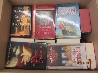 31 Bücher Romane historische Romane Top Titel Bestseller Paket 1