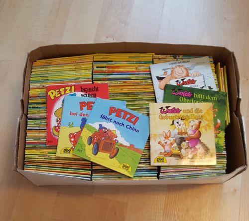 alte PIXI Buch Bücher Sammlung Konvolut - 213 Stück