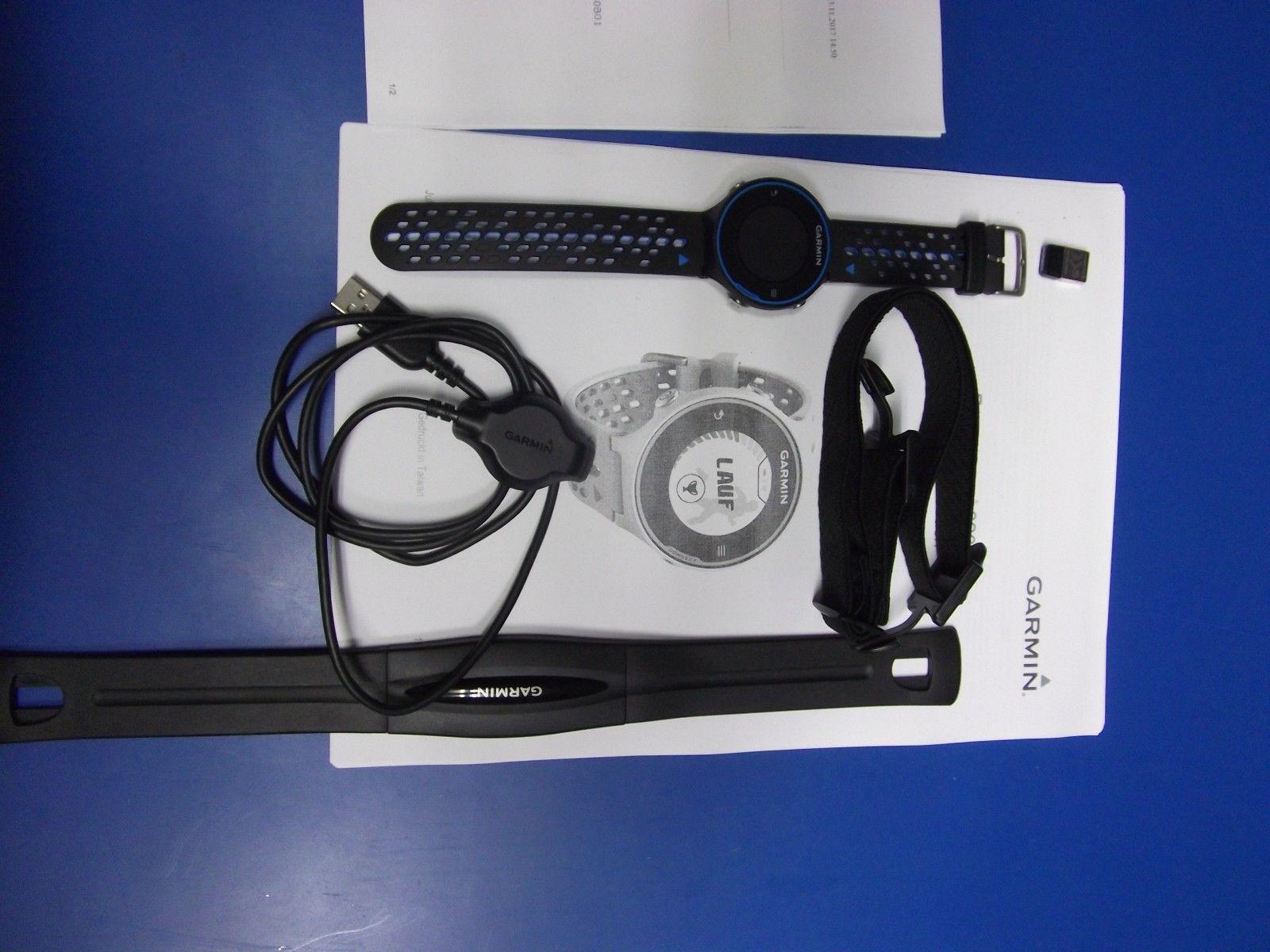GARMIN Forerunner 620 Sportuhr mit Zubehör