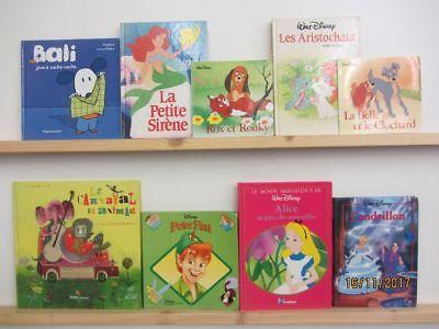 60 Bücher Kinderbücher Kleinkinderbücher Kindergartenbücher in französisch