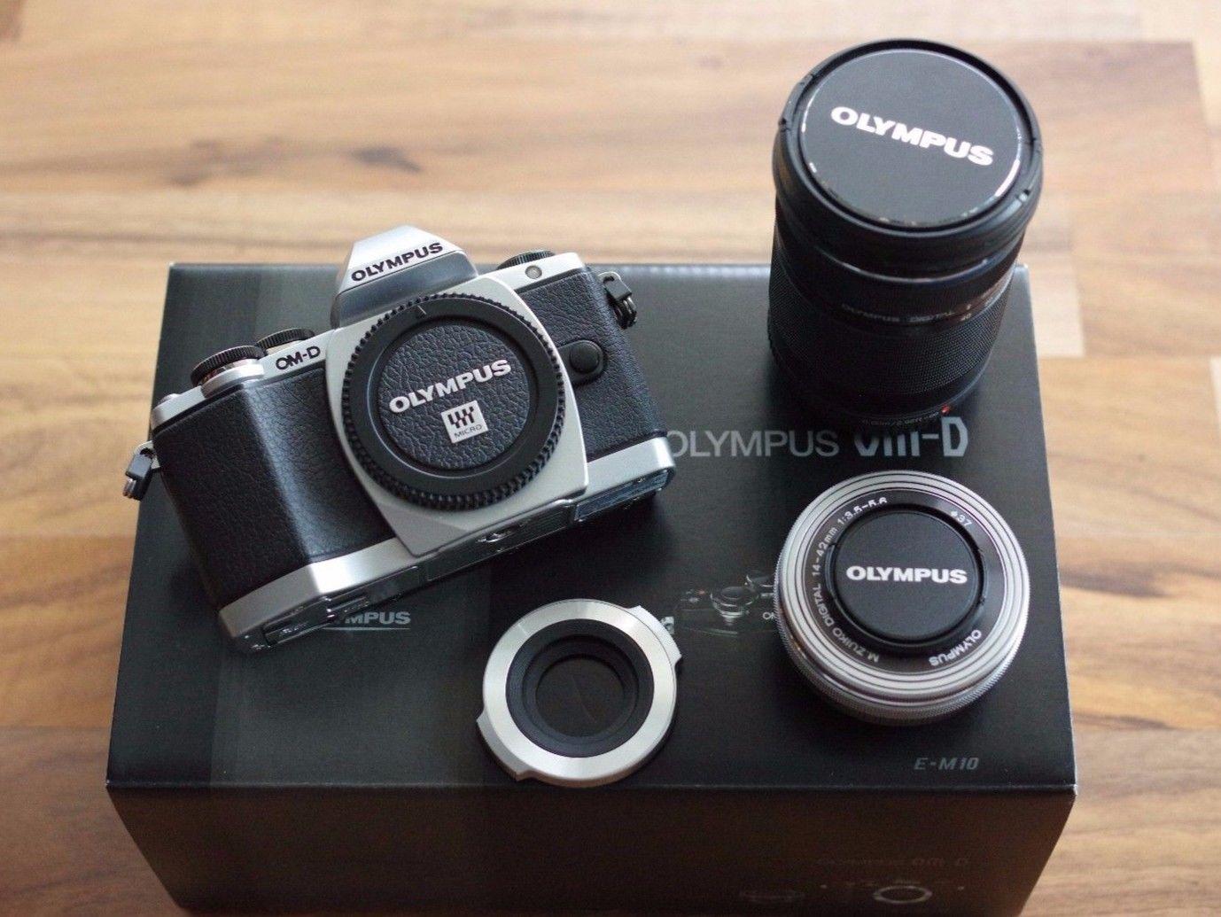 Autoradio Catuo Bildschirm Ausfahrbar 7 High Definition Hd Olympus Om D E M10 Mark Ii Kit 40 150mm Paket 161 Mp Mit Objektiven 14 42mm