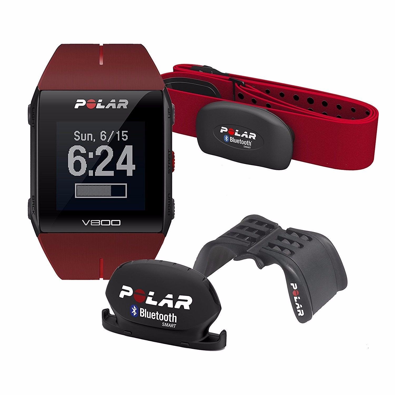 Polar V800 Javier Gomez Edition GPSHerzfrequenz-Monitor Multisportuhr Neu