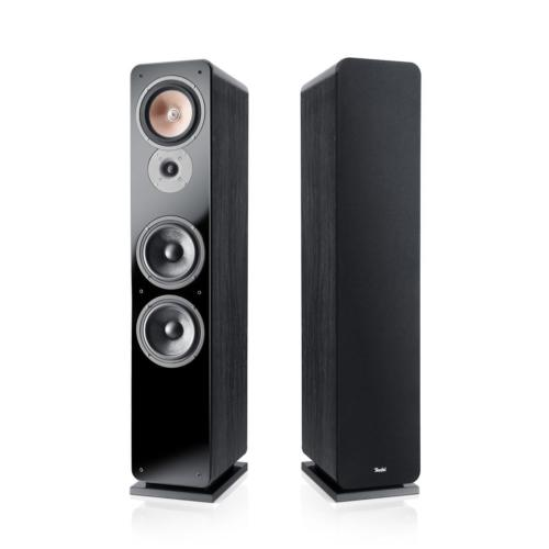Teufel Ultima 40 Mk2 2.0 stereo Musik hifi sound Stand-Lautsprecher (Paar)