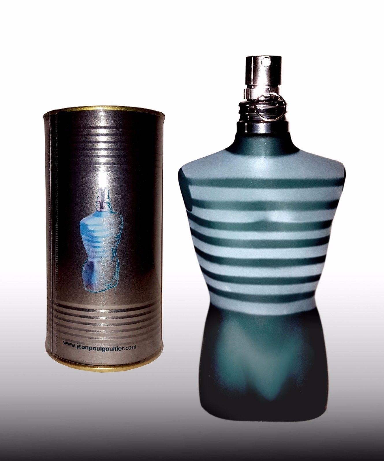 Jean Paul Gaultier Le Male Men / 125 ml  EDT EU WARE Vapo neu& Originalverpackt