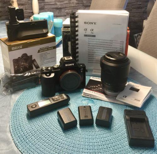 Sony Alpha 7R Vollformat + Objektiv 28-70mm