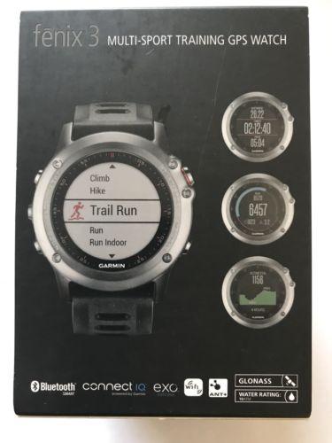 Garmin fenix 3 Multi-Sport Training GPS Watch