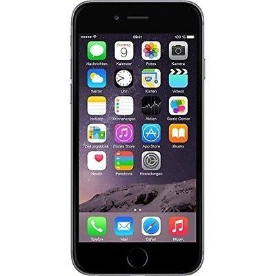 Apple iPhone 6 32GB spacegrey iOS Smartphone Handy ohne Vertrag WLAN Retina WOW