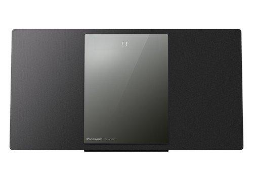 Panasonic SC-HC1040EGK HiFi System (40W RMS, CD, Radio, DAB+, USB, Bluetooth, WLAN) schwarz