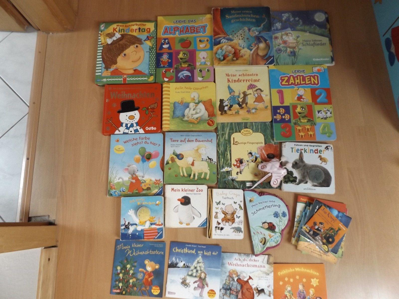 Kinderbücher Paket 20 teile