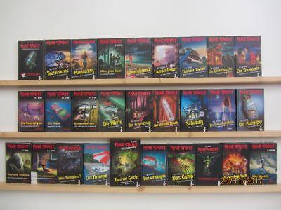 R. L. Stine Fear Street 28 Bücher Jungendbücher Gruselromane Horrorromane