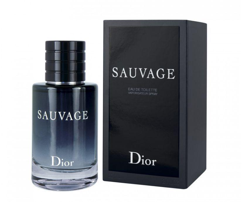 Christian Dior Sauvage Eau de Toilette -  60 ml EDT  &  OVP