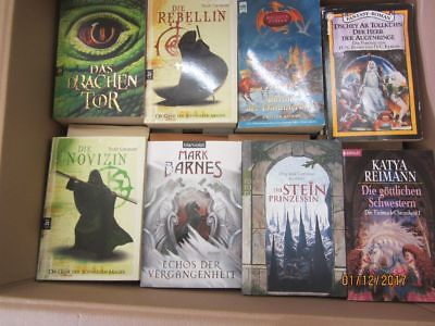 56 Bücher Romane Fantasy Fantasyromane Fantasysagen