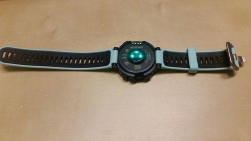 Garmin Forerunner 735xt - GPS Multisport - Silikon - Frost/Blue - Top Zustand