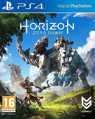Horizon Zero Dawn Standard Edition PS4