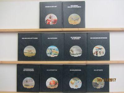 Die Geschichte der Luftfahrt 20 Bände Time Life Serie Fliegen Flugzeuge