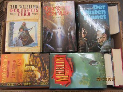 34 Bücher Science Fiction Romane Fantasy Romane