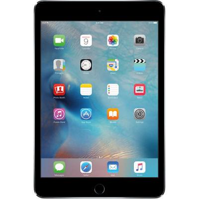 (NEU & Verschweißt) Apple iPad Mini 4 Wifi 128GB MK9G2 - Spacegrau
