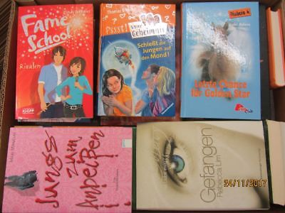 43 Bücher Jugendromane Jugendbücher junge Leser für Mädchen  Top Titel