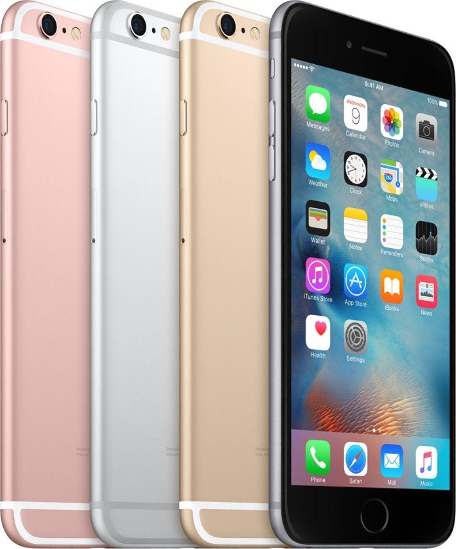 APPLE IPHONE 6S 64GB - SPACEGRAU, GOLD, SILBER, ROSÈ GOLD - SMARTPHONE - HÄNDLER