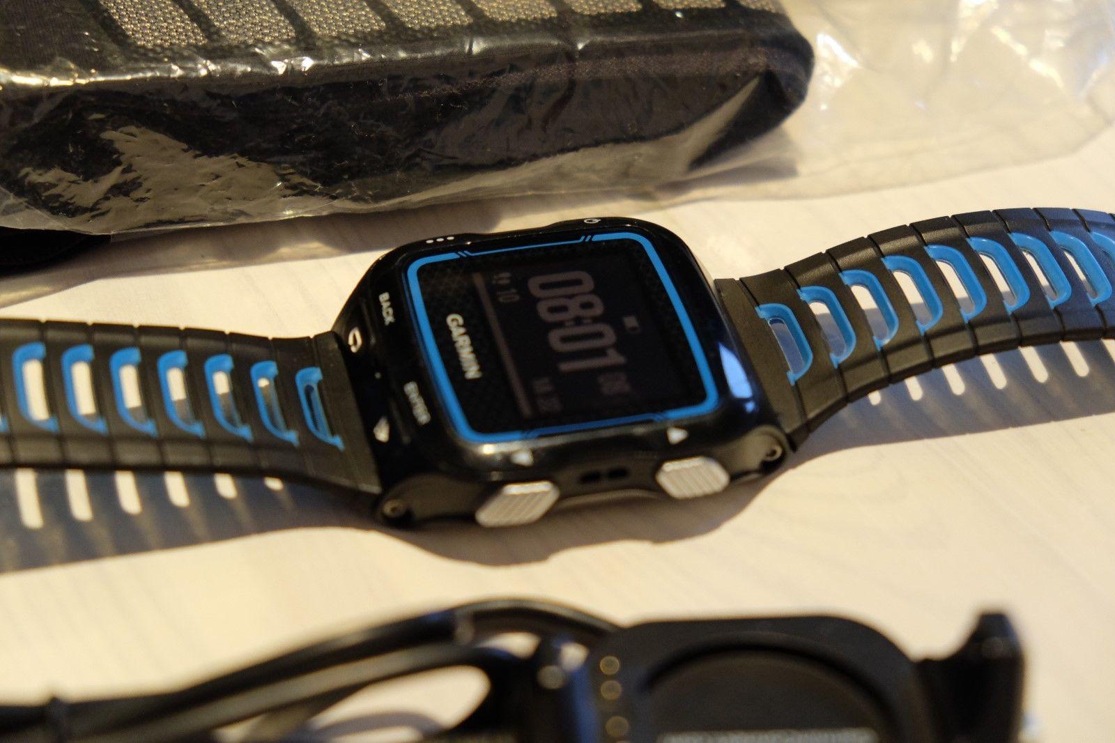 Garmin Forerunner 920XT Multisport GPS Uhr  inkl. Herzfrequenz-Brustgurt mit OVP