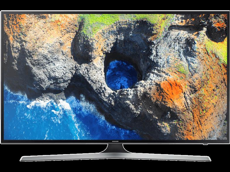 Samsung UE55MU6170UXZG 140 cm Flat UHD LED TV 4K Smart TV WLAN (von 09/2017)