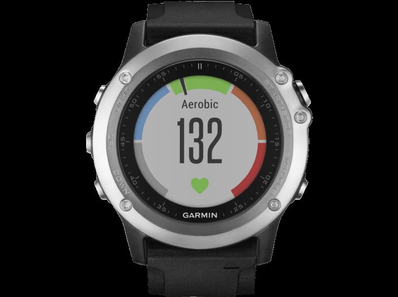GARMIN fenix 3 HR, GPS Multisportuhr, NEU & OVP mit Rechnung & Garantie