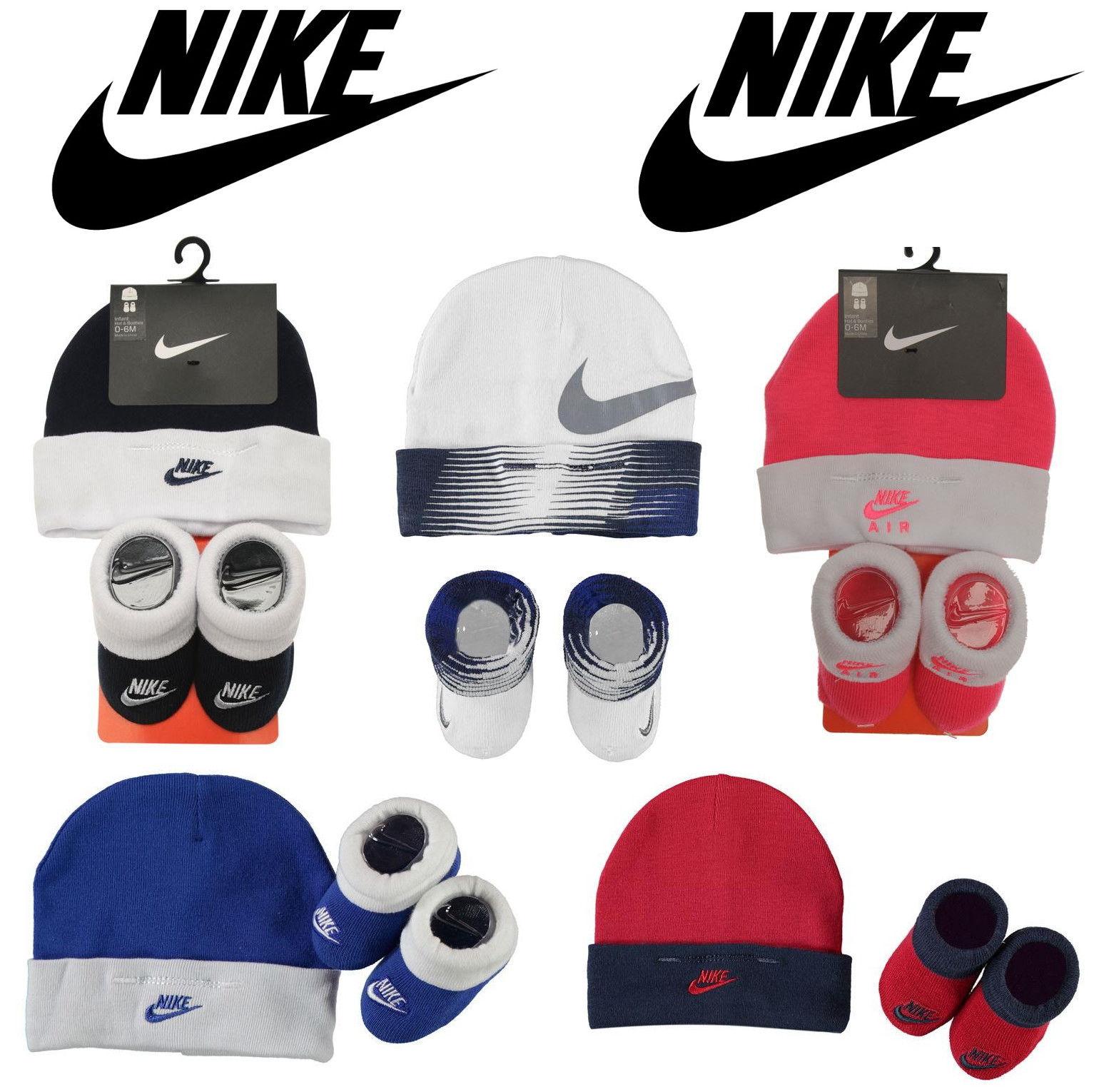 Baby Geburt Geschenk Nike Newborn Geschenkset Junge Mädchen Newborn Nike Air