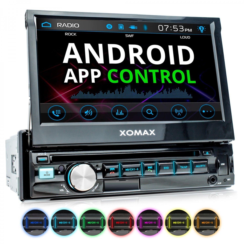 Autoradio mit Android App 7