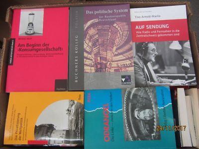 62 Bücher Sachbücher Softcover Wissenschaft Wirtschaft Politik Zeitgeschichte