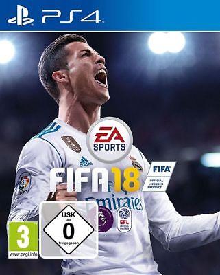 Fifa 18 PS4 Spiel *NEU OVP* Playstation 4