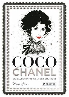 Coco Chanel von Megan Hess (Buch) NEU