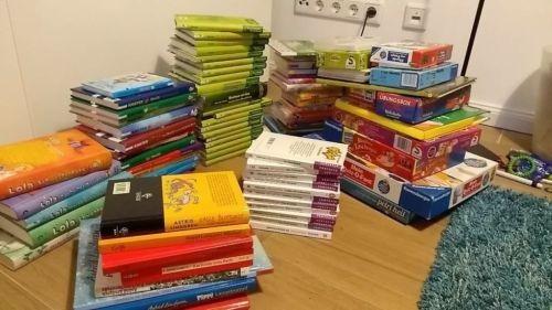 Kinderbücher Mädchenbücher - viele Sammelbände ( das magische Baumhaus, Lola ..)